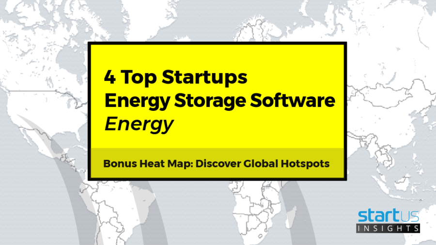 4 Top Energy Storage Software Solutions Impacting The Energy Industry