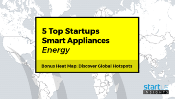 5 Top Smart Appliances Solutions Impacting The Energy Industry
