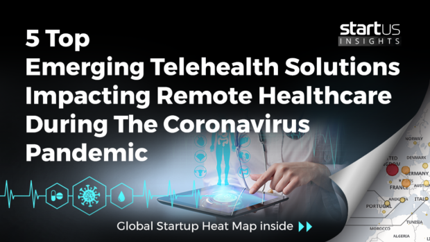 5 Top Emerging Telehealth Solutions Impacting Remote Healthcare During The Coronavirus Pandemic StartUs Insights