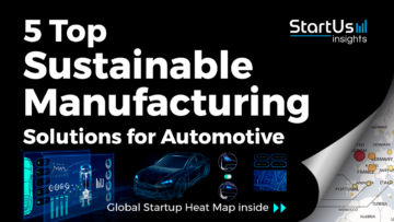 Discover 5 Top Sustainable Manufacturing Solutions impacting Automotive