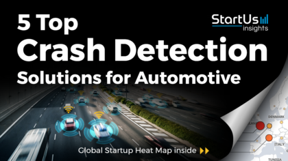 Discover 5 Top Crash Detection Solutions impacting the Automotive Sector