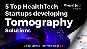 Discover 5 Top HealthTech Startups developing Tomography Solutions
