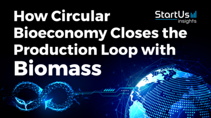 How Circular Bioeconomy Closes the Production Loop with Biomass